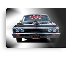 1967 Chevrolet 'High-Performance' Chevelle Metal Print