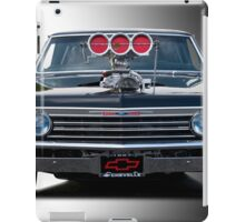 1967 Chevrolet 'High-Performance' Chevelle iPad Case/Skin