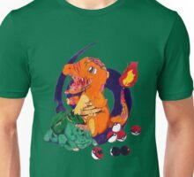 Zombie Pokemon Unisex T-Shirt