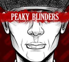 peaky blinders Sticker