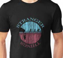stranger the upside down Unisex T-Shirt