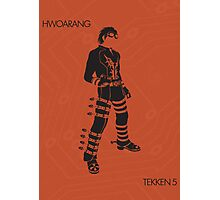 hwoarang Photographic Print