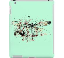 Dragonfly - Abstract Ink iPad Case/Skin