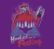 Hooked on a Feeling by Creative Outpouring