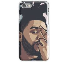 The weeknd 1 iPhone Case/Skin