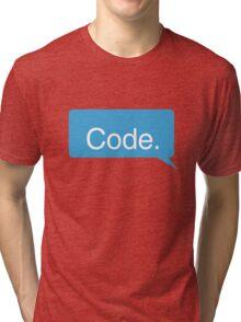 Code Tri-blend T-Shirt