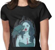 Rotten Dollies - Vulture Womens Fitted T-Shirt