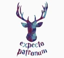 expecto patronum style One Piece - Short Sleeve