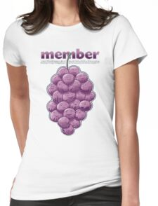 member berries Womens Fitted T-Shirt