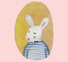 Sailor bunny One Piece - Short Sleeve
