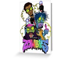 Flatbush Zombies Greeting Card