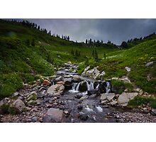 Little Cascade Photographic Print