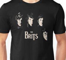 Harry potter the beatles doctor who sherlock Unisex T-Shirt