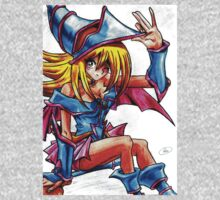 Dark magician girl One Piece - Long Sleeve