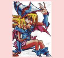 Dark magician girl Kids Tee