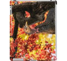 HAPPY THANKSGIVING FROM WILD TURKEY iPad Case/Skin