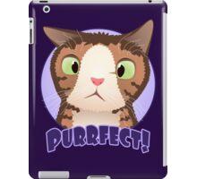 Monty Boy - Purrfect! iPad Case/Skin