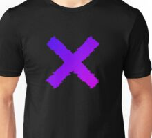 Bi X Glitched, Version 2 Unisex T-Shirt
