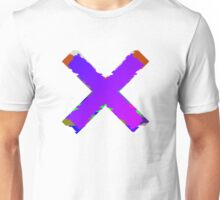 Bi X Glitched, Version 3 Unisex T-Shirt