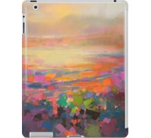 Diminuendo Shore iPad Case/Skin