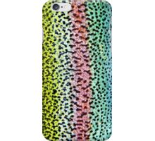 Rainbow Trout Skin Phone case 3 iPhone Case/Skin