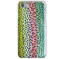 Rainbow Trout Skin Phone case 3 iPhone Case/Skin