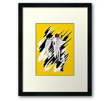Obsession Framed Print