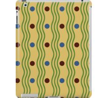 Fall Gold iPad Case/Skin
