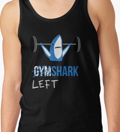 Gym Shark Left Shark Tank Top