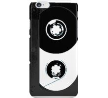 Retro Compact Cassette iPhone Case/Skin