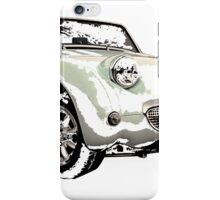 Austin Healey Sprite 1959 iPhone Case/Skin