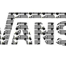 Vans Vans Vans by Isaac Smith