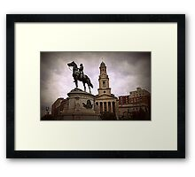 Thomas Square Framed Print