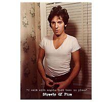Streets Of Fire prt.II Photographic Print