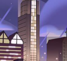 Big City Lights Sticker