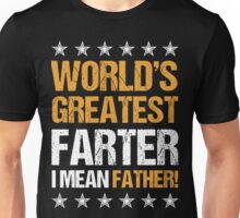 World's Greatest Father Unisex T-Shirt