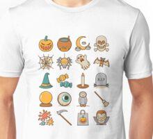 Halloween Icons Unisex T-Shirt
