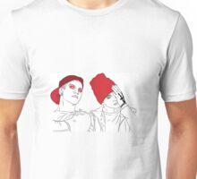 Tyler Joseph and Josh Dun – Line Art Unisex T-Shirt