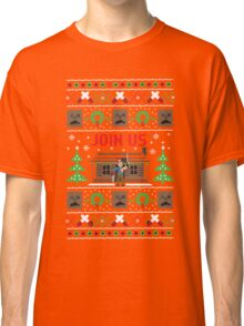 Evil Dead Ugly Sweater Classic T-Shirt