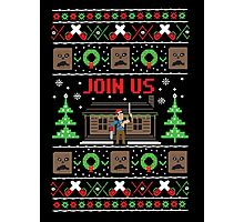 Evil Dead Ugly Sweater Photographic Print