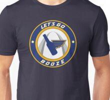 Let's Go Booze Unisex T-Shirt