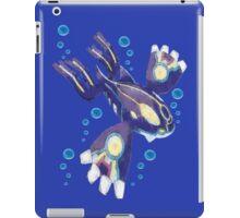 Only Primal Kyogre (Pokemon Alpha Sapphire) iPad Case/Skin