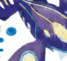 Only Primal Kyogre (Pokemon Alpha Sapphire) Sticker