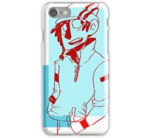 Pen work 1 iPhone Case/Skin