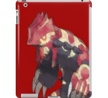 Primal Groudon iPad Case/Skin