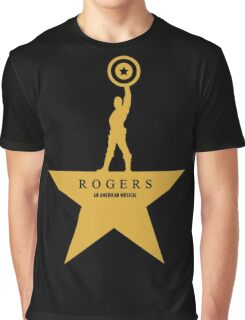 Rogers: An American Musical  Graphic T-Shirt
