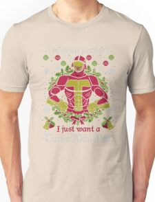I Just Want a Turbo Man Doll Unisex T-Shirt
