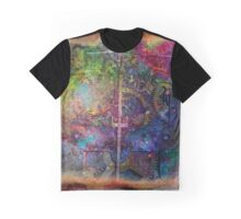 Clockwork Universe 1 with frame Graphic T-Shirt