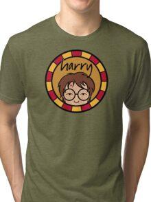 Sick Sad Wizarding World Tri-blend T-Shirt
