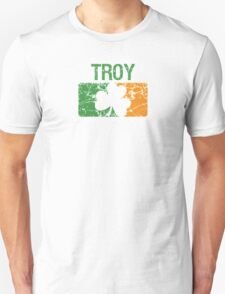 Troy Surname Irish T-Shirt